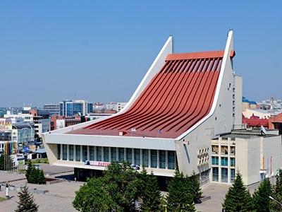 фото музыкальный театр омск